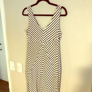 Motherhood Materniry maxi dress